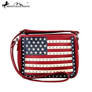Montana West American Pride Collection Crossbody